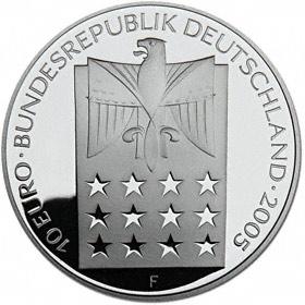 10 Euro Friedensnobelpreis Für Bertha Von Suttner